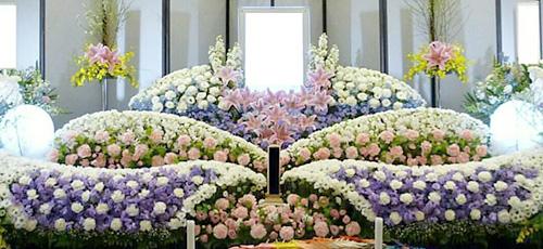 生花祭壇事業